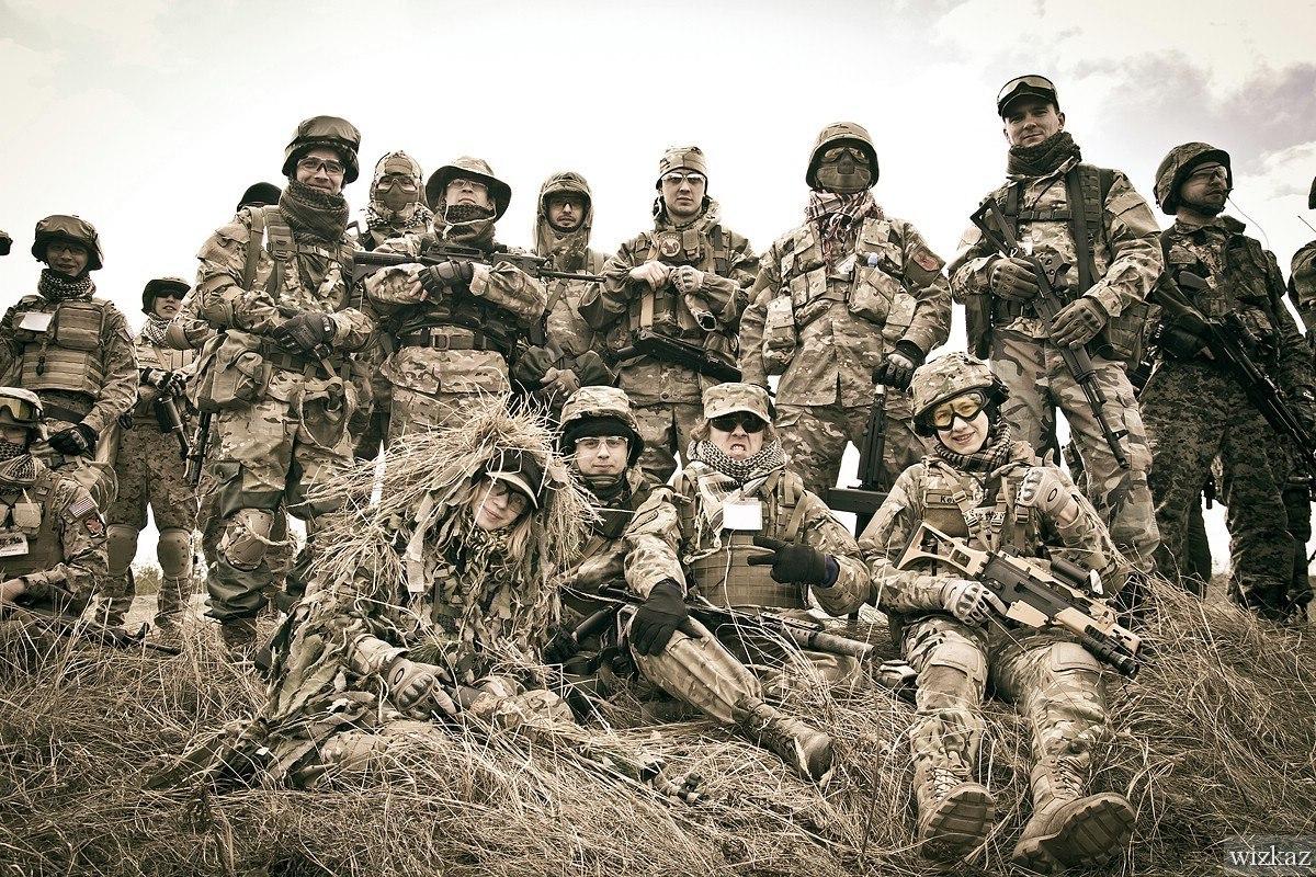 Команда Red Army: Открытие сезона 2013