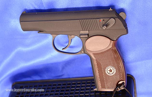 GBB версия пистолета Макарова от KSC