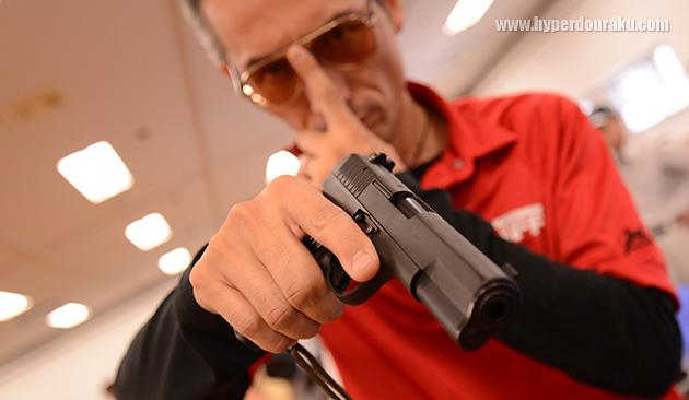 GBB версия пистолета ТТ от KSC