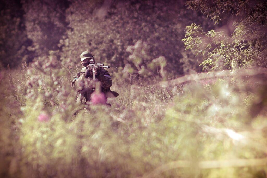 фото с игры BATTLEFIELD (GREEN ZONE) от Марка Тарантула
