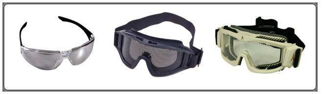 Очки и маски для страйкбола.