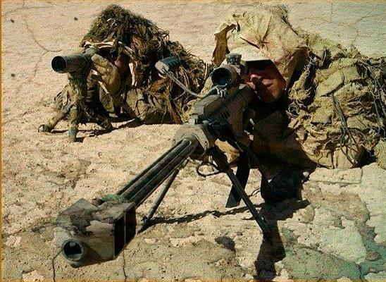 Снайперов в страйкболе не бывает, бывают «марксманы»