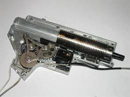 Гирбокс 2 версии (M4 серия, MP5 серия)