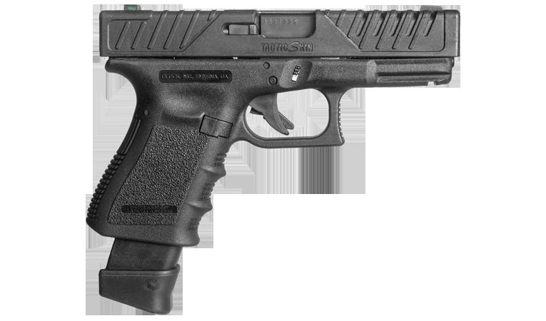 Полимерный чехол на затворную раму для страйбольного пистолета Glock
