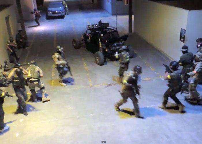 GamePod Combat Zone