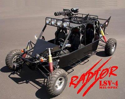 багги Raptor LSV4