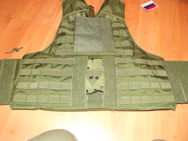 обзор разгрузочного жилета Flyye Force Recon Vest