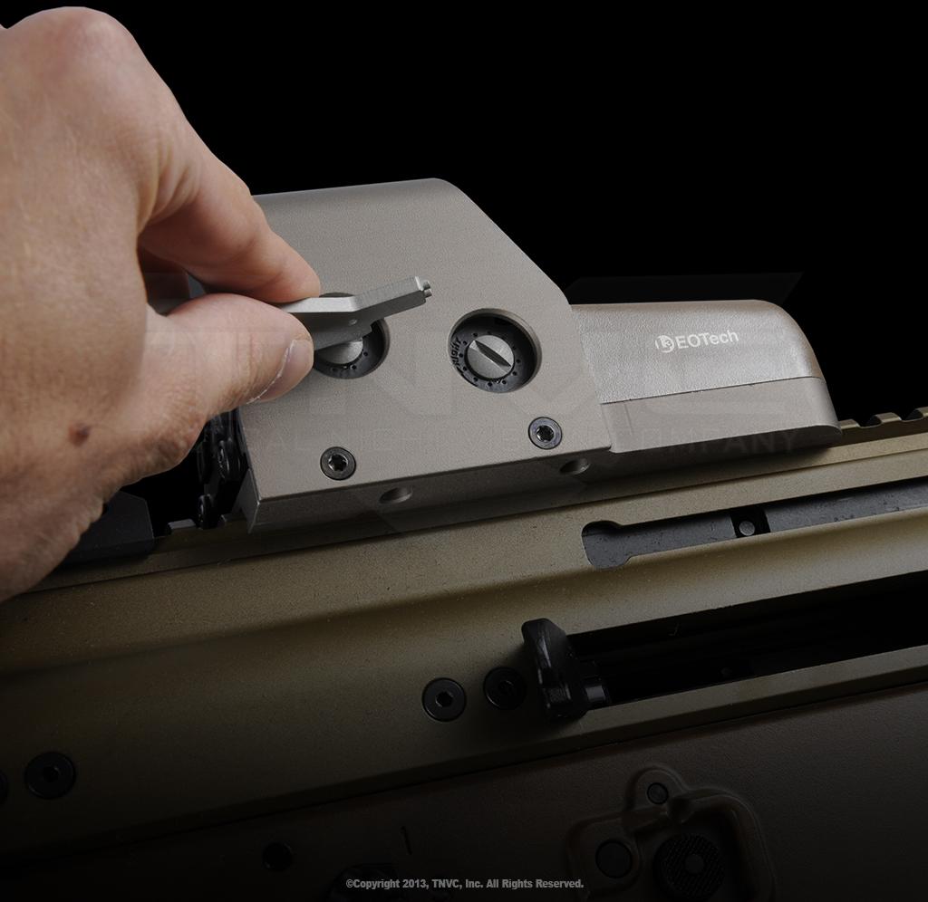 Combat Optic Tool - настройка EoTech