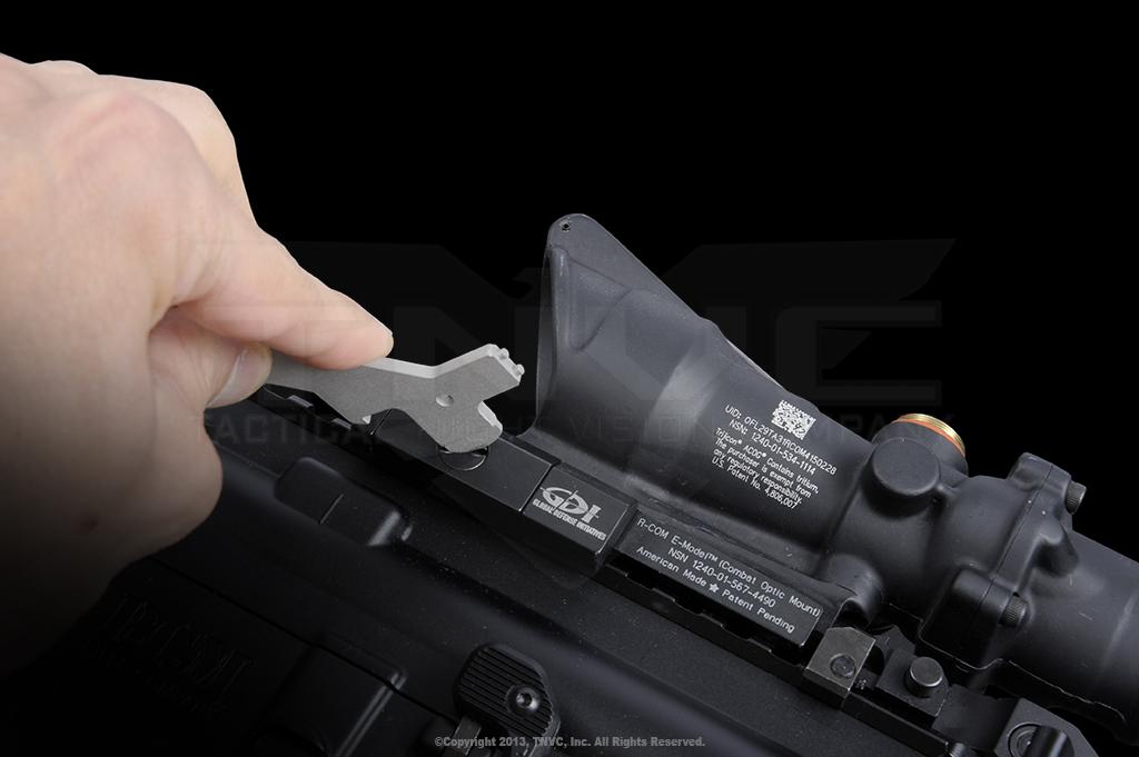 Combat Optic Tool - настройка ACOG