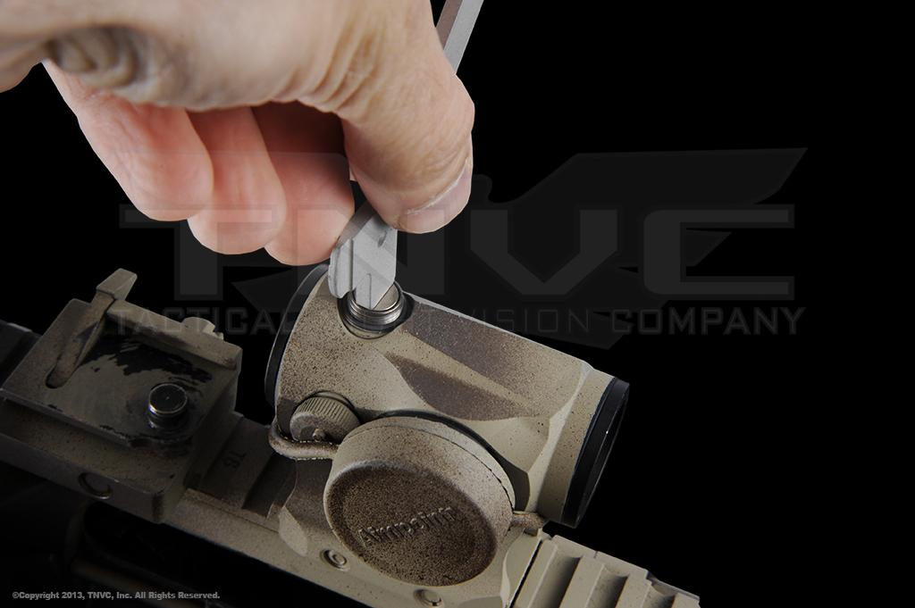 Combat Optic Tool - настройка Aimpoint