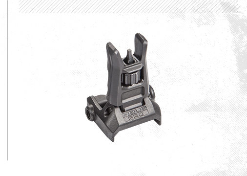 MBUS® Pro - Magpul® Back-Up Sight – Front
