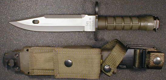 Американский армейский нож M9 Bayonet