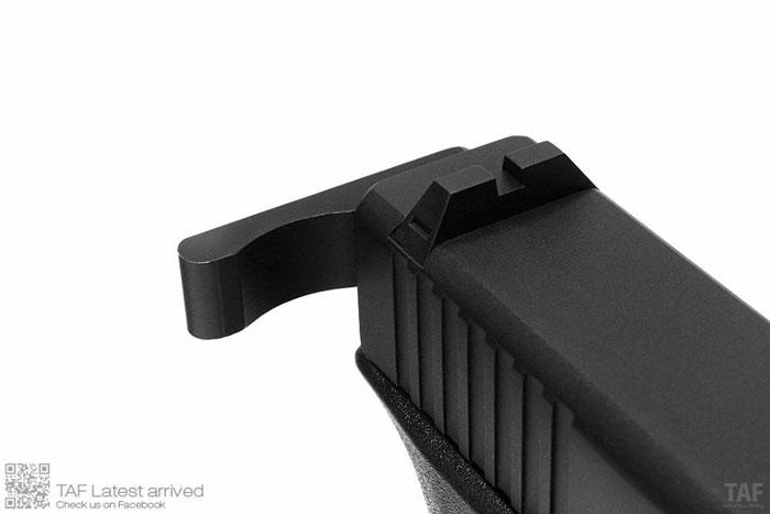 Расширение затворной рамы TAF Glock Slide Racker от Stark Arms