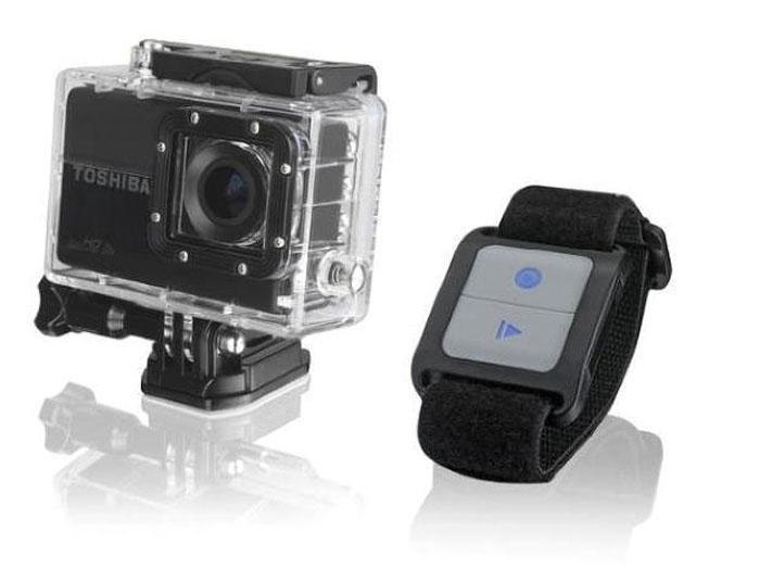 Экшен камера X-Sports Action Cam от Toshiba