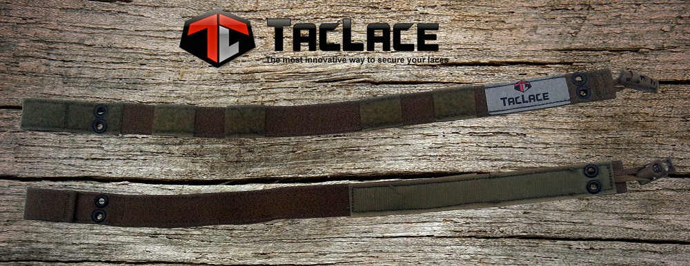 Система быстрой шнуровки - TacLace