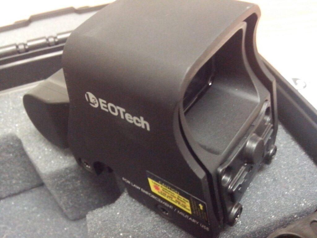 Коллиматорный прицел Eotech XPS2