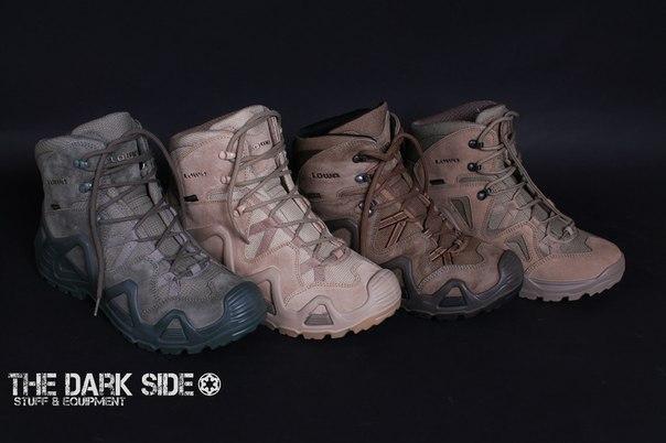 Статья про обувь от Drak Side