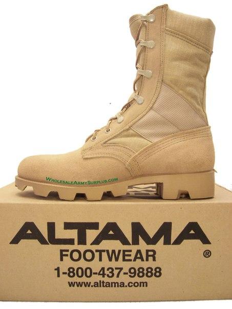 ALTAMO BOOTS