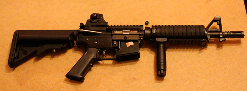 G&G TR4 CQB-R Advanced Series