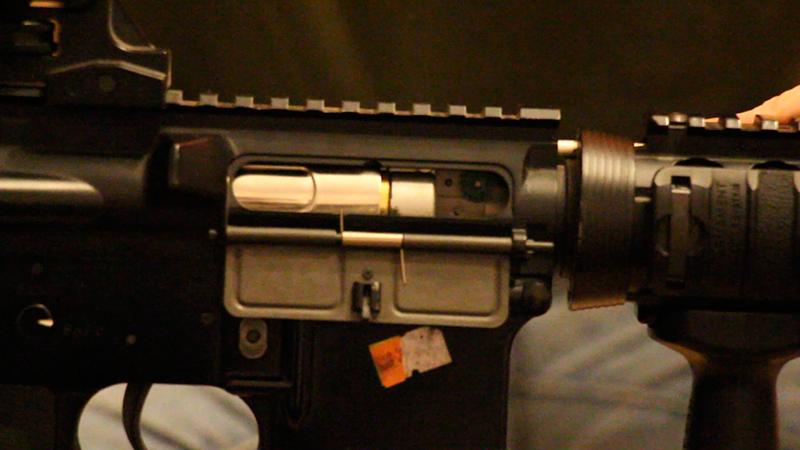 G&G TR4 CQB-R Advanced Series поломка камеры хоп-апа