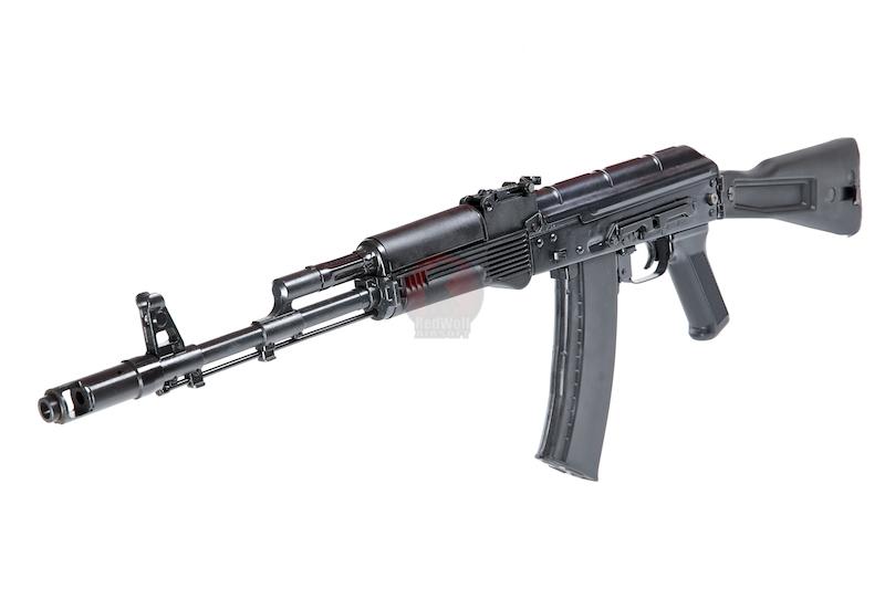 Страйкбольный автомат E&L Airsoft AK74M NV Full Steel AEG