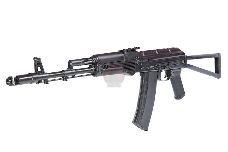 Страйкбольный автомат E&L Airsoft AKS74M NV Full Steel AEG