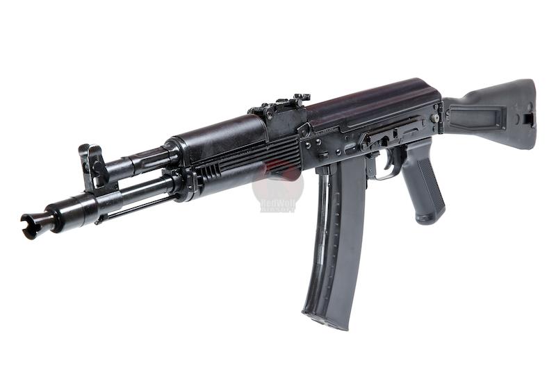 Страйкбольный автомат E&L Airsoft AK105 Full Steel AEG