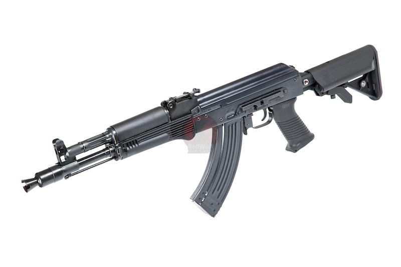 Страйкбольный автомат E&L Airsoft AK104PMC-A Full Steel AEG