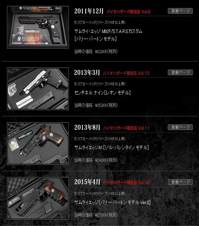 beretta-m9-tokyo-marui-biohazard-20th-10