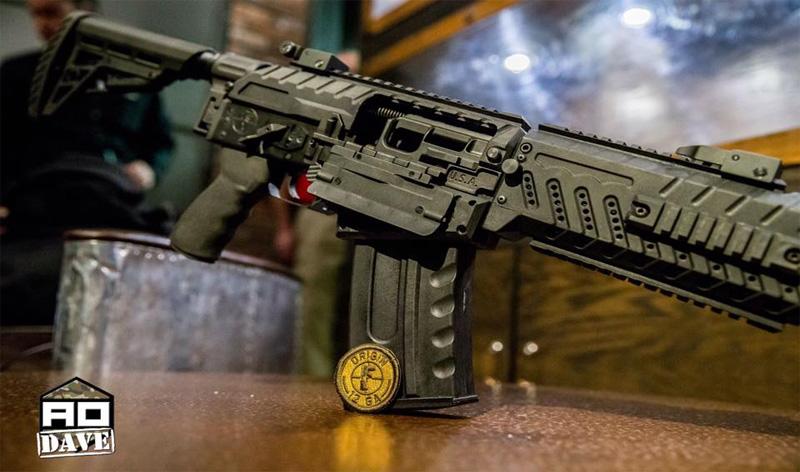 Страйкбольный--дробовик-Origin-12-Shotgun.2