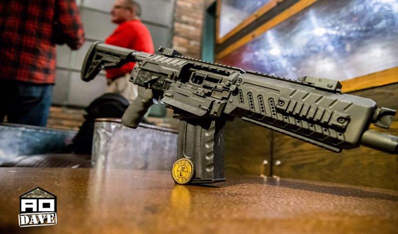 Страйкбольный--дробовик-Origin-12-Shotgun.3