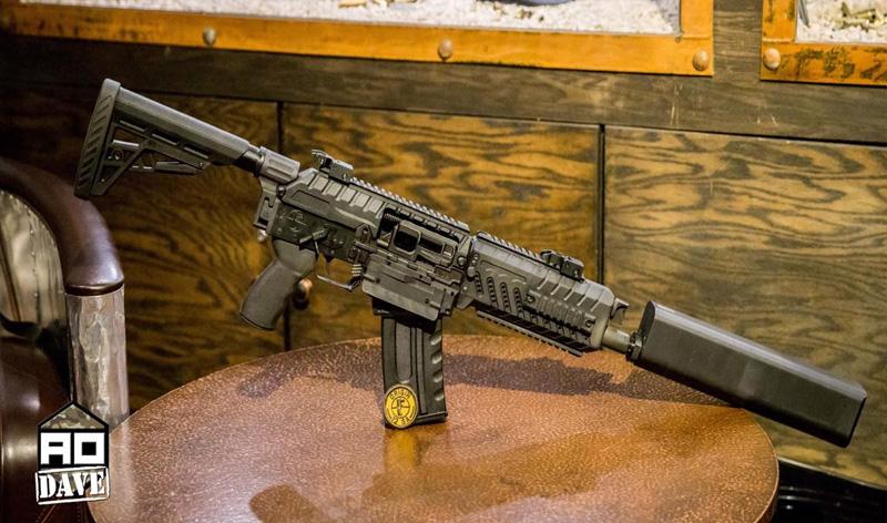 Страйкбольный--дробовик-Origin-12-Shotgun.4