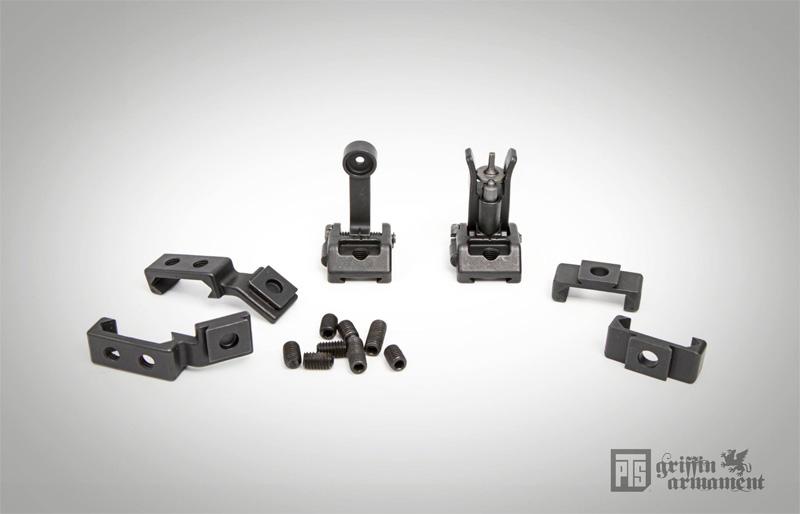 Griffin-Armament-Modular-Back-Up-Iron-Sight-Set