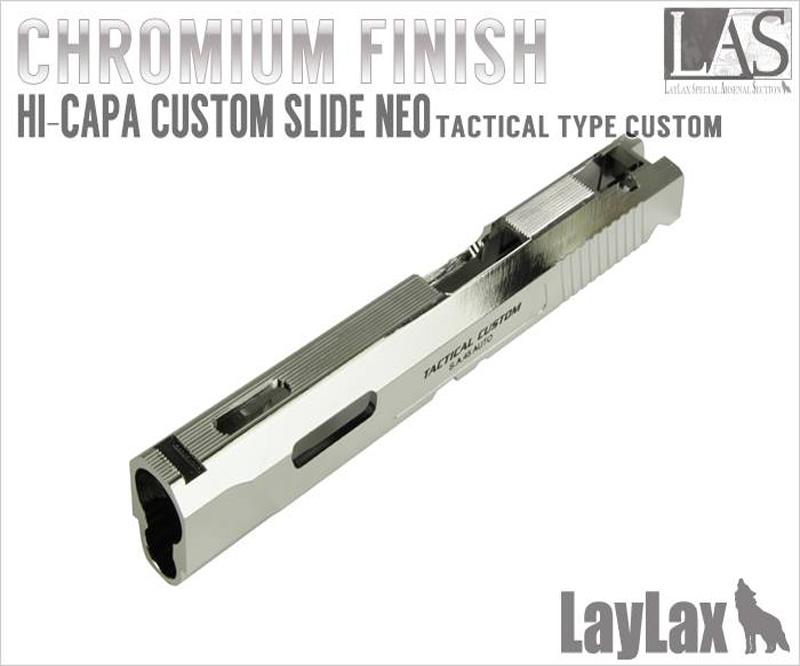 Алюминиевые-затворы-с-хромовым-покрытием-для-пистолетов-HI-CAPA-5.1-от-Tokyo-Marui-и-их-клонов-от-Laylax.7
