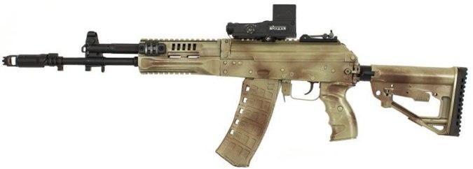 Калашников АК-12 и АК-15 приняты на вооружение1