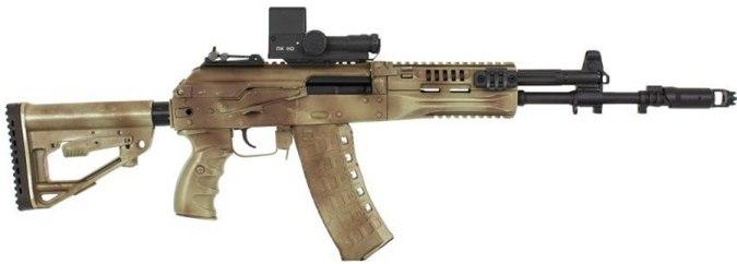Калашников АК-12 и АК-15 приняты на вооружение2