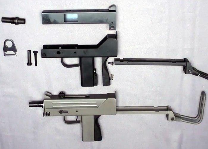 Набор стальных деталей QRF M11A1 Steel Conversion Kit