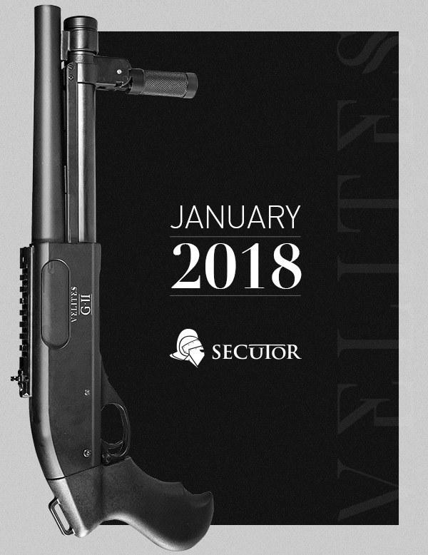 Новый газовый дробовик Velites G-II начнет продаваться уже в январе 2018.