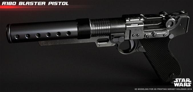 AW CUSTOM анонсировали выпуск бластера K00 Series A180