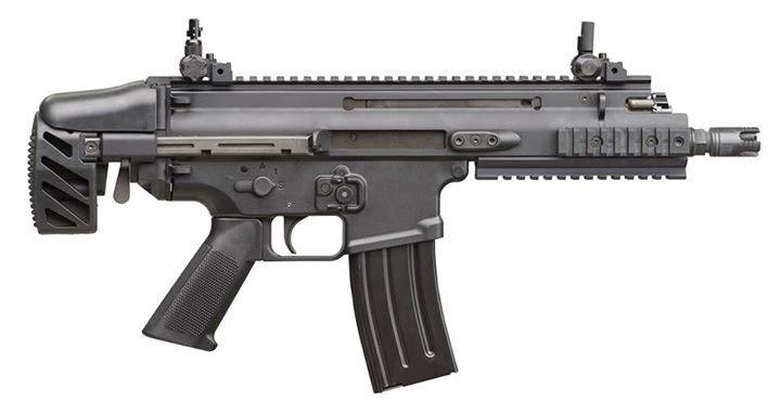 FN Herstal представили субкомпактный карабин FN SCAR®-SC
