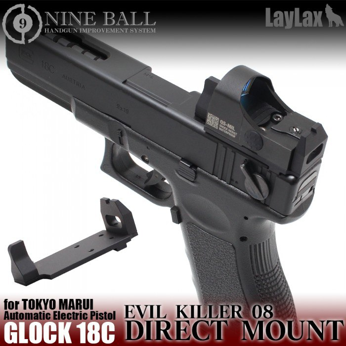 Nineball Evil Killer 08 Direct Mount2
