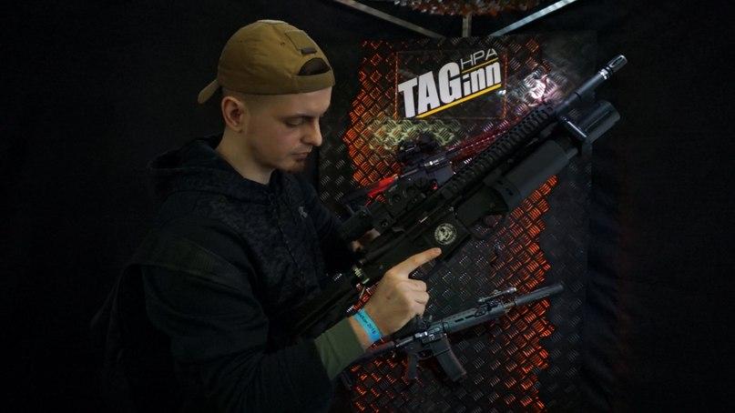Новинки TAGinn на Страйккон 20181