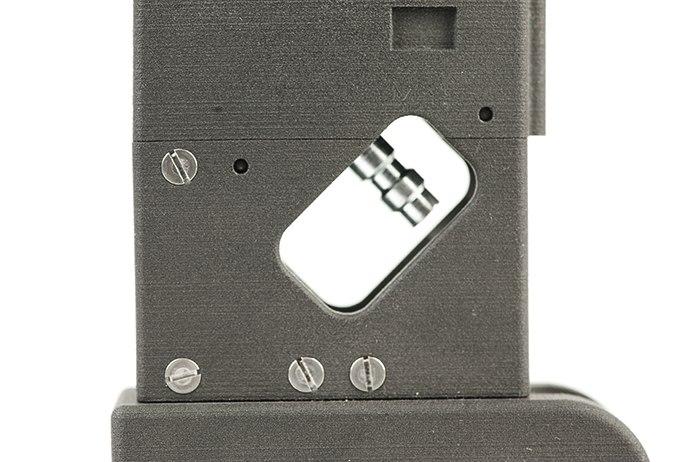 Black Variable запустил проект по созданию переходника H-Mag Modular GBB Airsoft Magazine Adapter System1