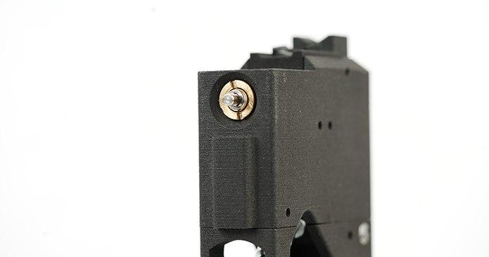 Black Variable запустил проект по созданию переходника H-Mag Modular GBB Airsoft Magazine Adapter System2