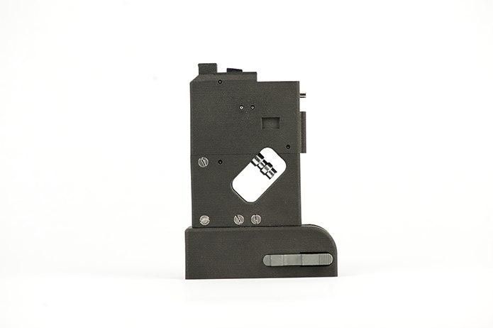 Black Variable запустил проект по созданию переходника H-Mag Modular GBB Airsoft Magazine Adapter System3