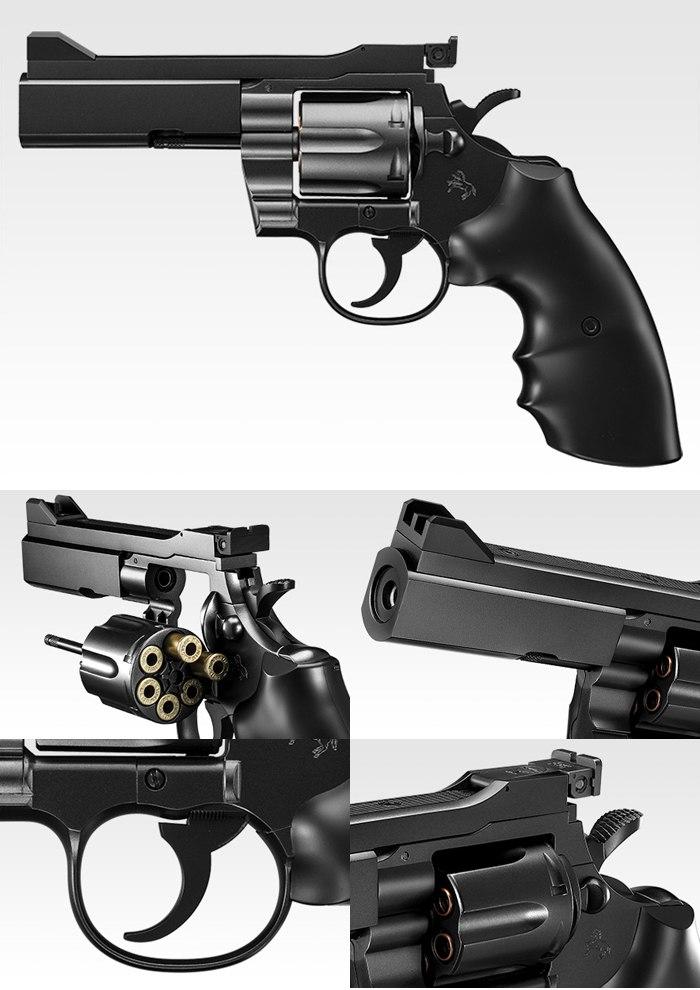 Tokyo Marui анонсировали выход нового револьвера1